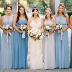 Tips on Selecting the Right Color For Your Bridesmaid Dresses