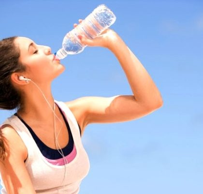 Better Weight Loss Through Water Consumption